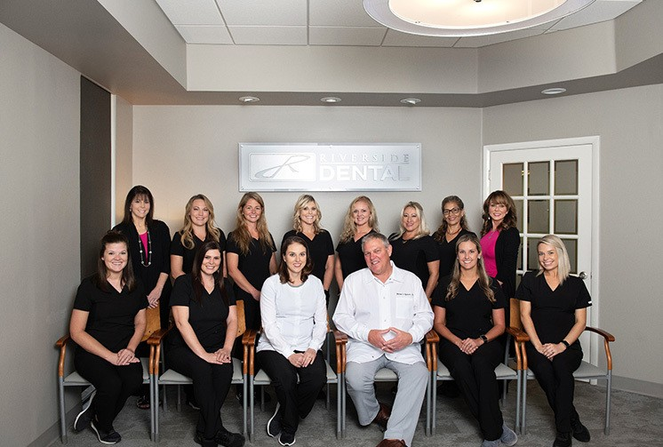 Riverside Dental staff